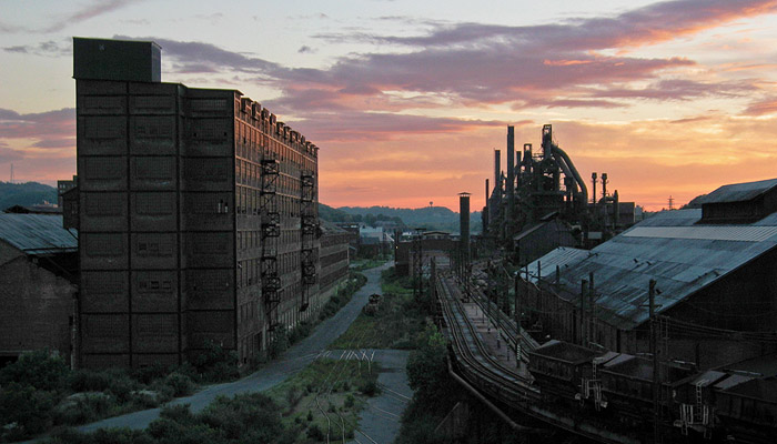 Almost Gone (Photographs of Bethlehem Steel)