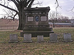 John Roebling Family Plot